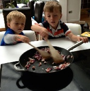 Under 5s cooking classes